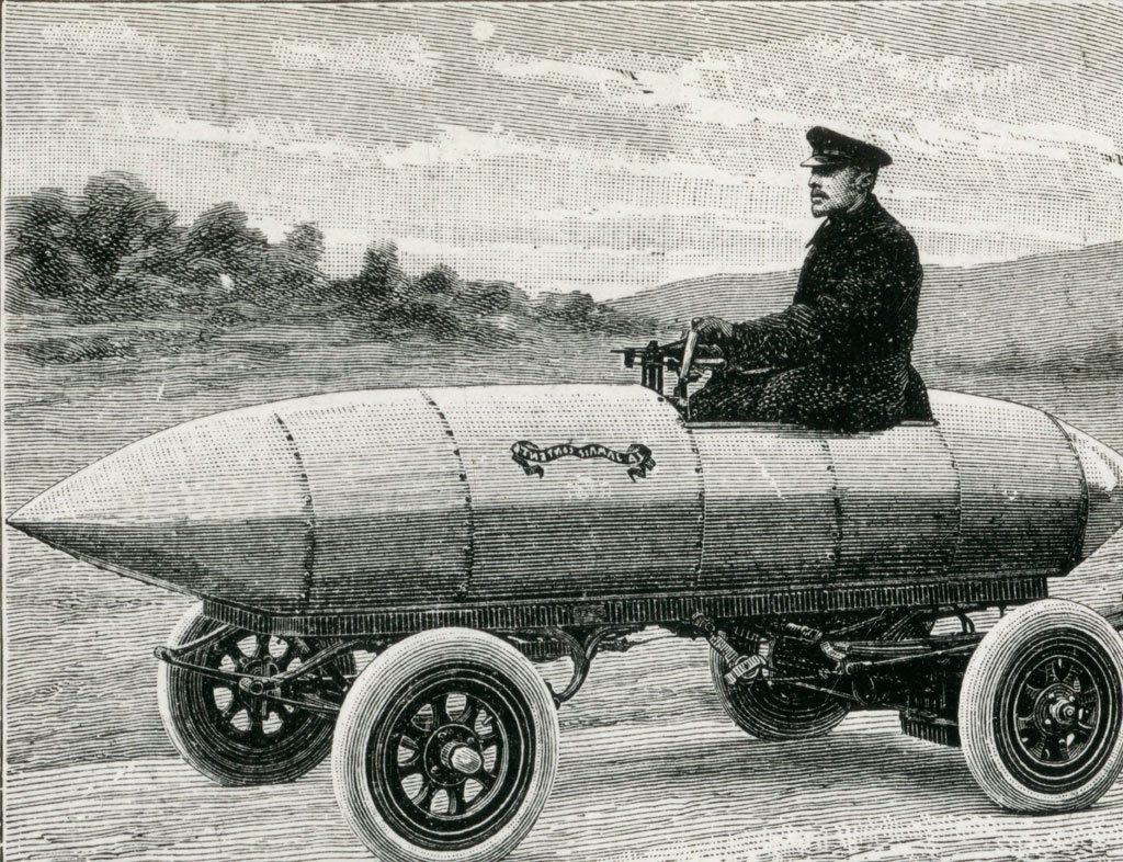 Самый быстрый автомобиль года