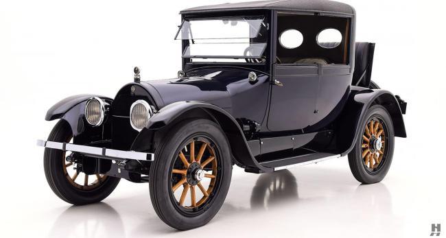 Cadillac Type 57 Cabriolet 1917
