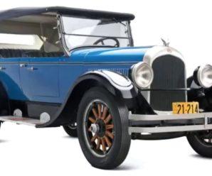 Старинные автомобили класса Винтаж