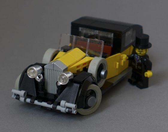 Lego машинки из лего