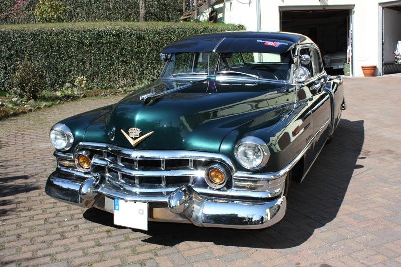 Cadillac Euphemia series 61 1949