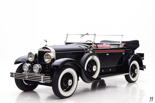 Cadillac Series 314 «Tourer» Sedan, 1926