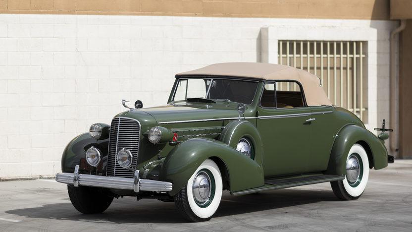 Cadillac Series 70 Convertible 1937