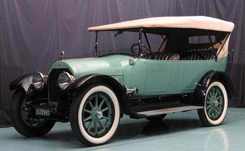 Cadillac Type 53 Cabriolet 1916