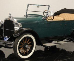 Dodge автомобильная история Додж