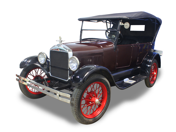 Ford model t legenda форд т