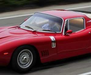 Спорт кар Bizzarrini GT Strada 5300