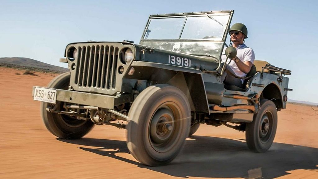 WWII Willys MB 1940