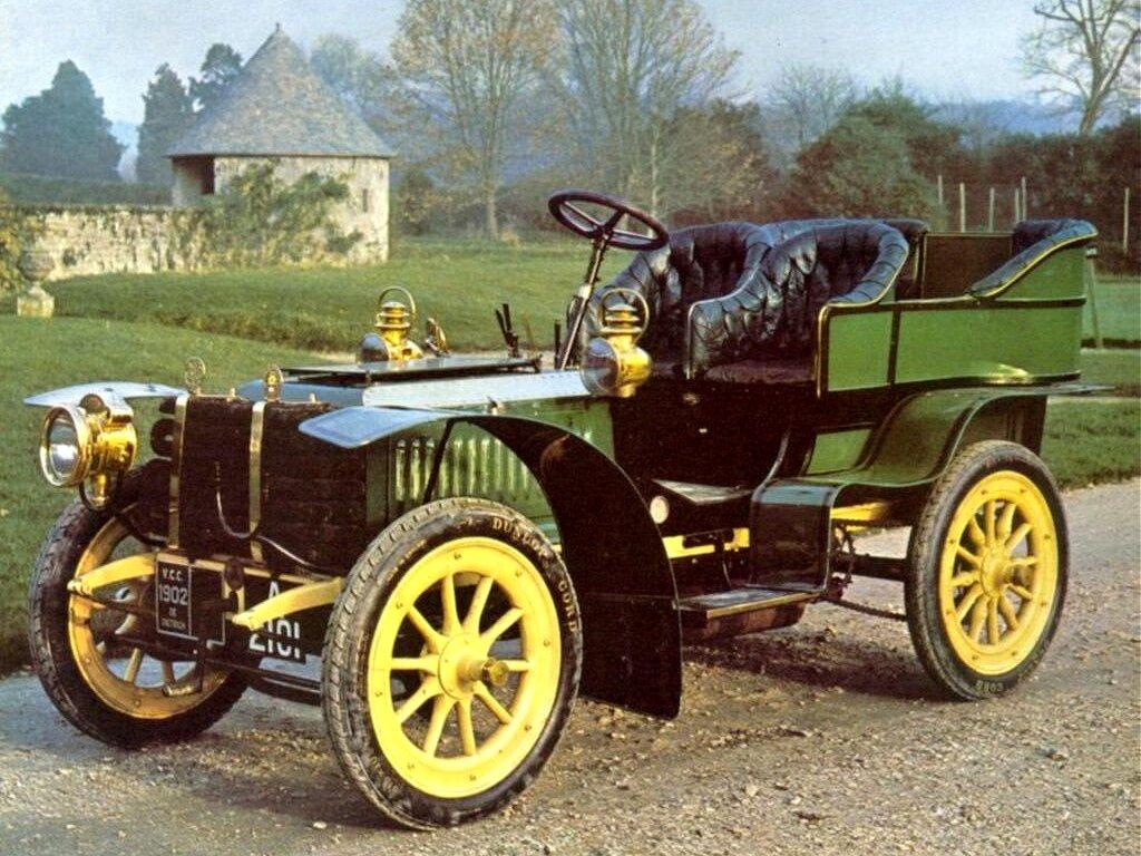 ретро авто тип кузова 1902