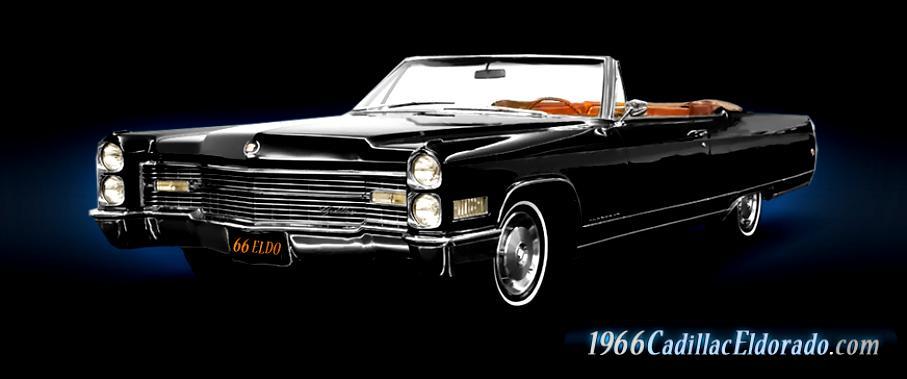 cadillac eldorado 1966