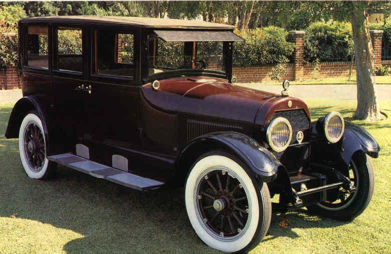 cadillac Type 61 1922