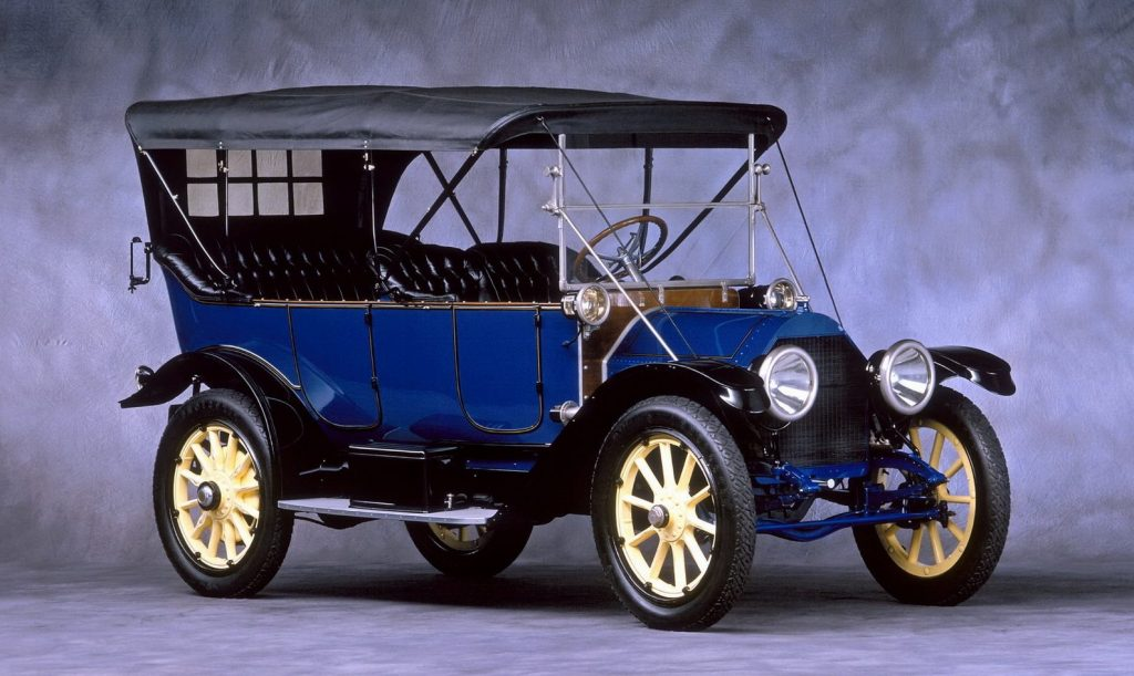 Cadillac Model 30 Self Starter 1912
