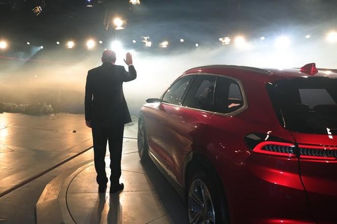 президентский автомобиль в Турции