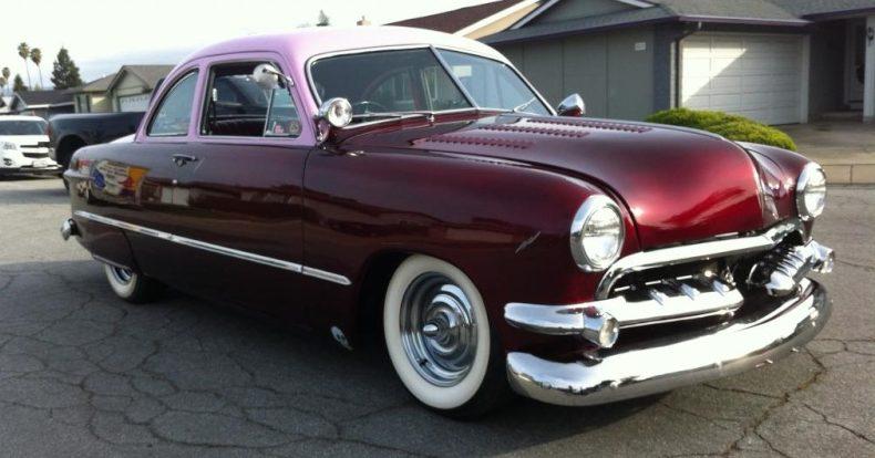 ford Thunderbdir 1949