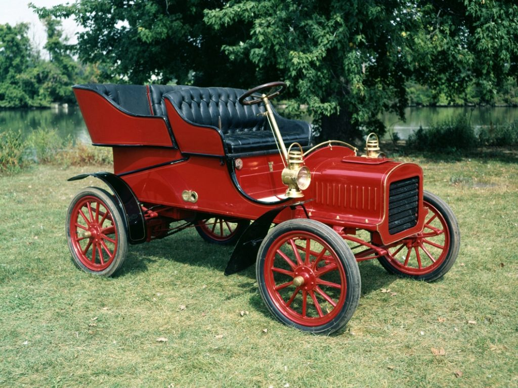 Ford model C 1905 1906