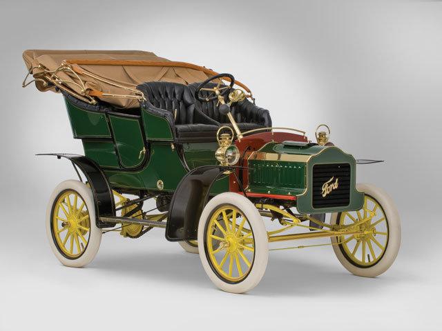 Ford F модель 1905 1906 года