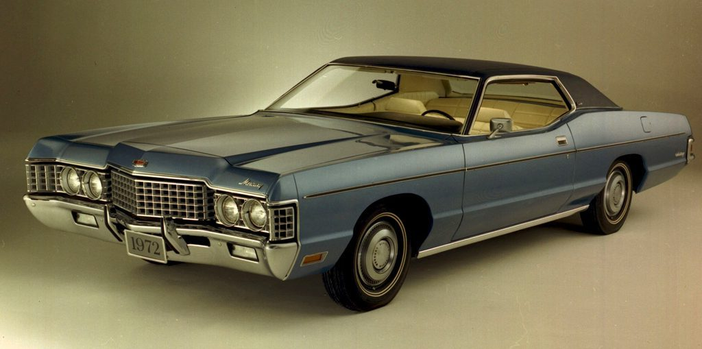 ford mercury monterey 1972