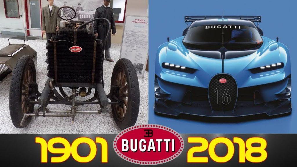 Bugatti auto