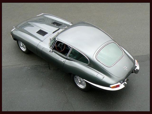 Ягуар  E-Type 1961