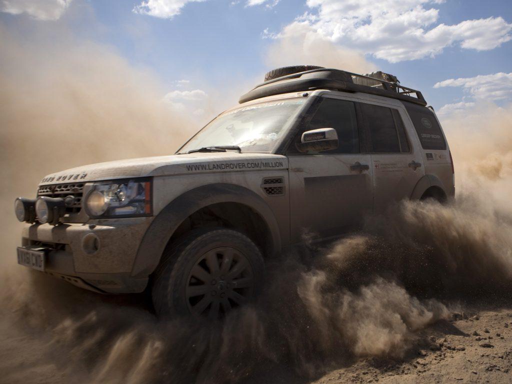 land rover discovery 4 лучший внедорожник россии
