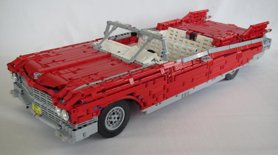 lego 1959 Cadillac Eldorado Biarritz