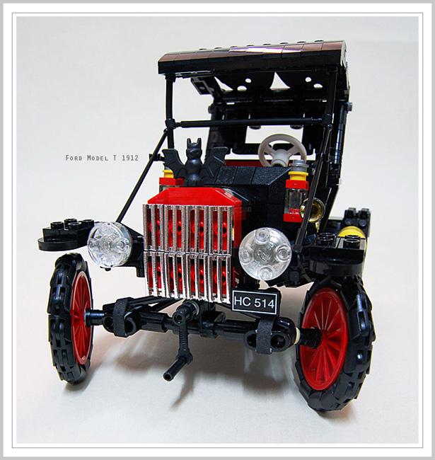 lego ford t 1912