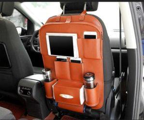 Органайзер для вашего автомобиля на спинку сиденья