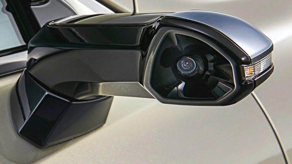 камера вместо зеркала в турецком автомобиле будущего